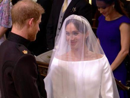 Meghan Markle a rupt traditia. Ce tort spectaculos a ales pentru nunta. A costat 50.000 de lire sterline