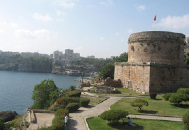 port in Antalya