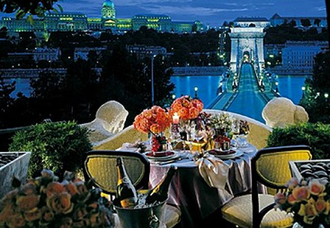 hotel Budapesta