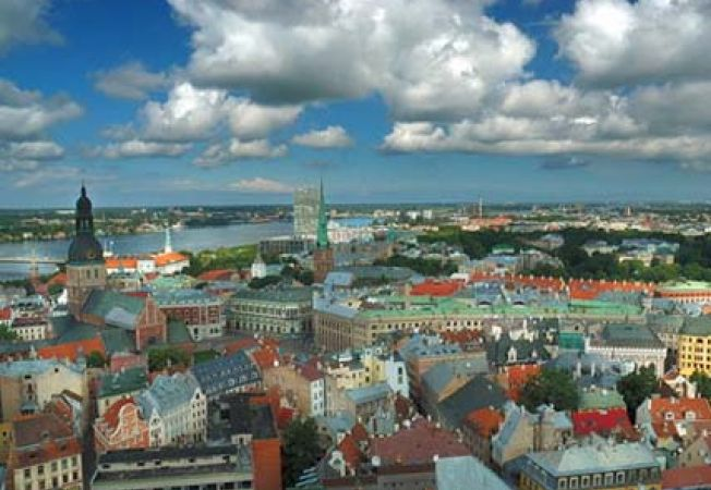 Riga oras