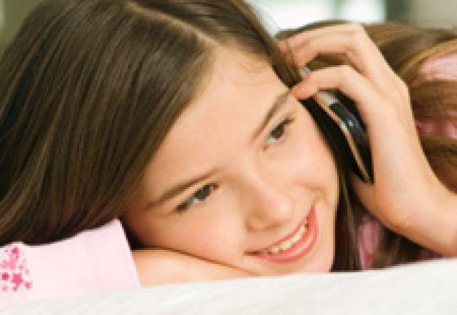 copil telefon