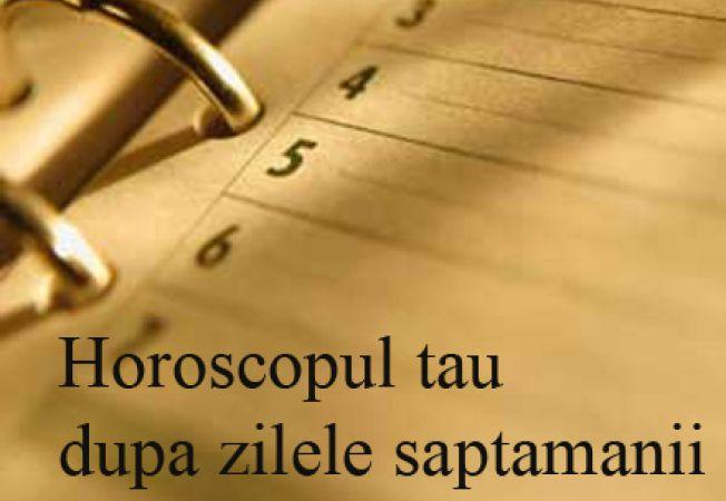 horoscop saptamana