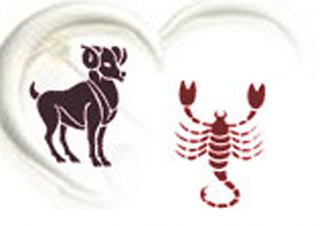 Compatibilitati: femeia Berbec si barbatul Scorpion