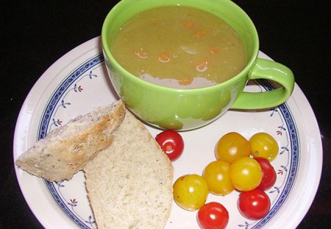 supa de fasole verde