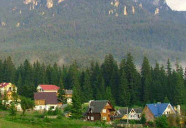 cabane Romania