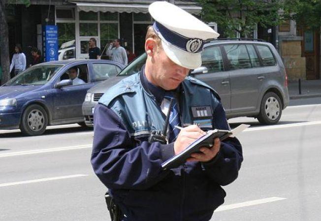 politist amenda