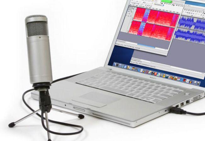 microfon computer