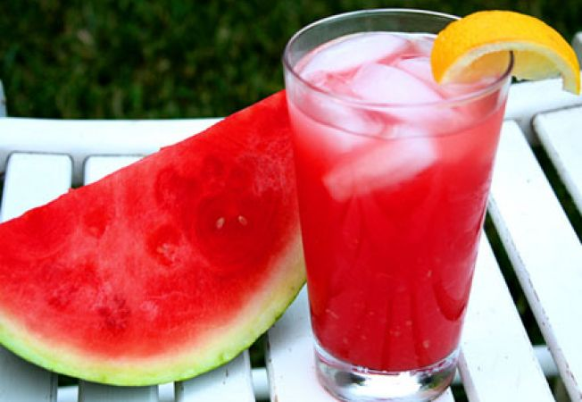 limonada pepene