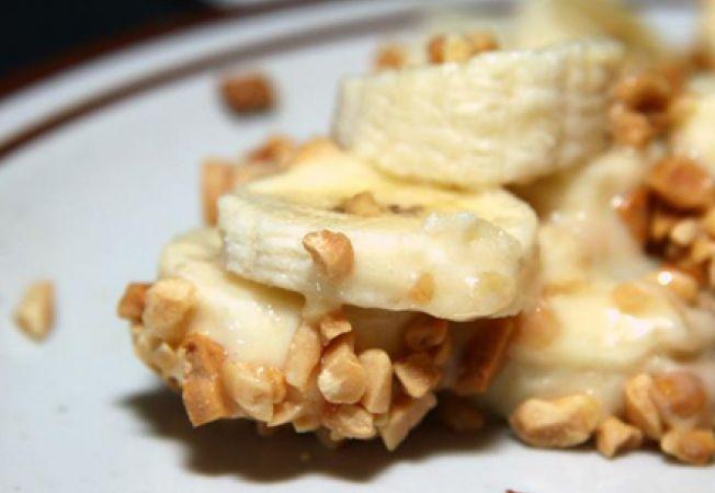 salata banane