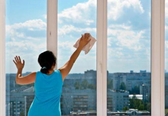 curatare geam