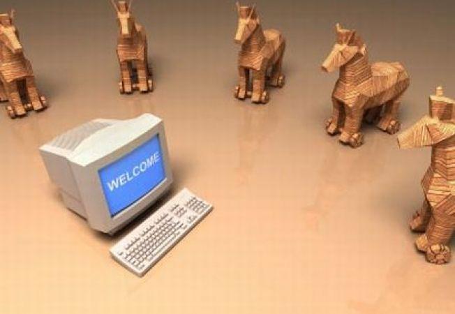 virus malware troian pc