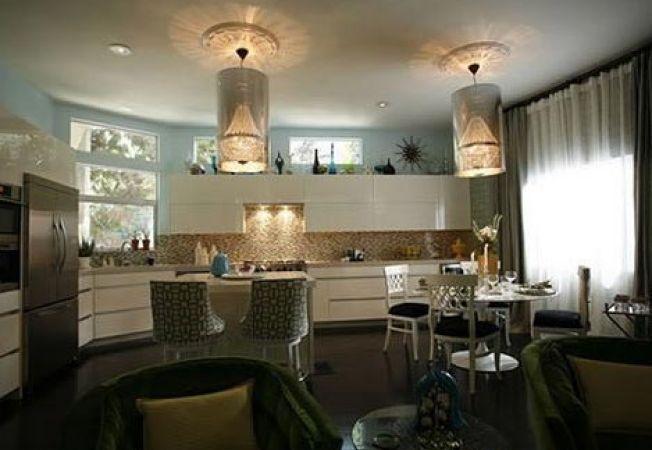 Bucatarie Art Deco