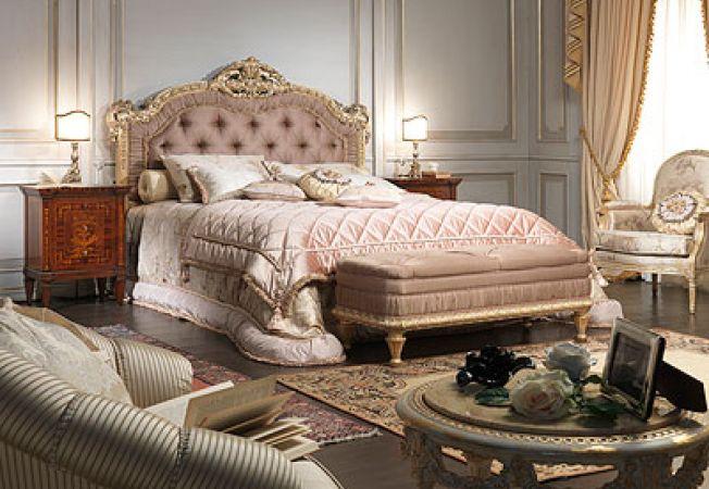 Dormitor Art Deco