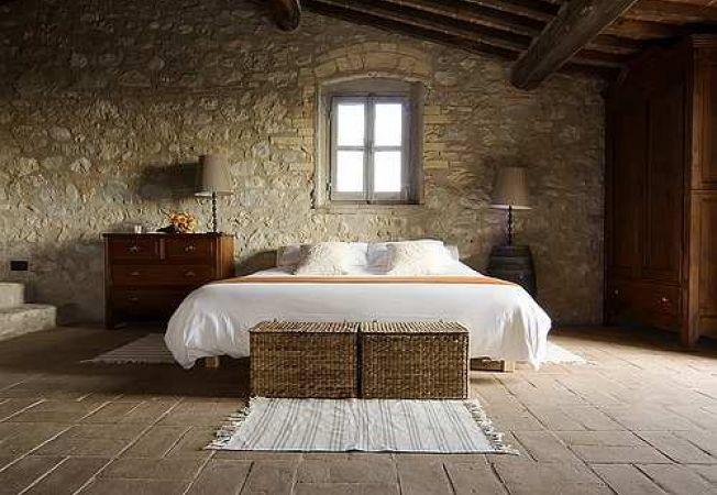 Dormitor toscan