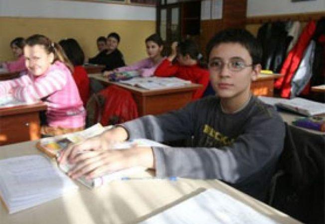 copil scoala