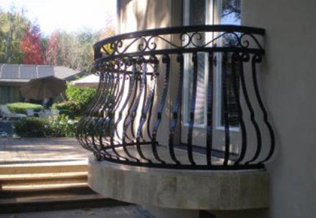 balcon fier