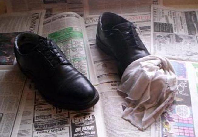 curatare pantofi