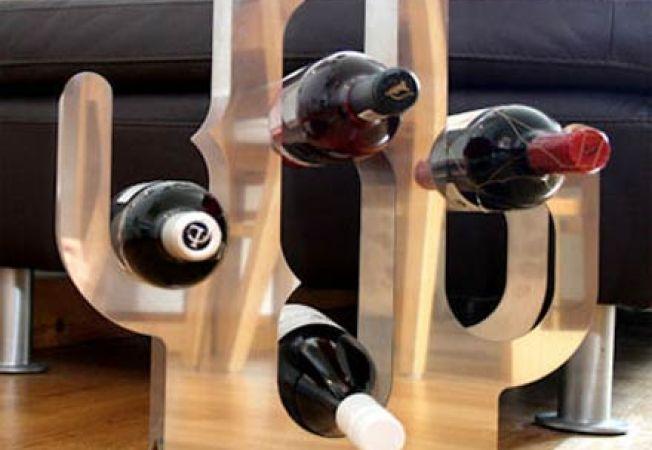 suport modern vin