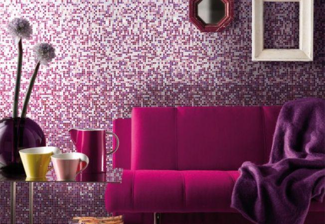decor violet