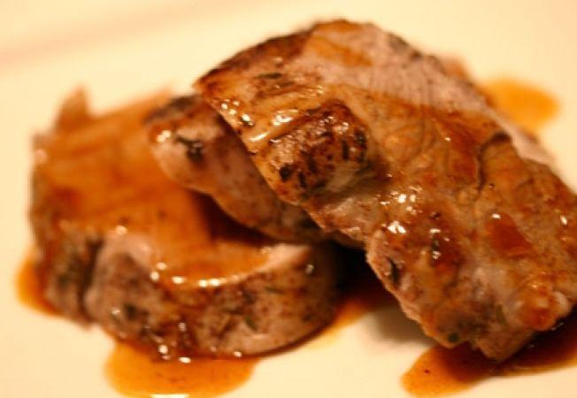 friptura porc