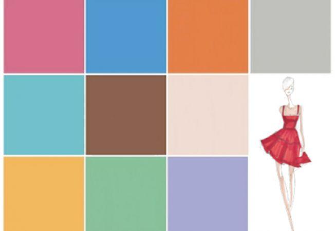 Culorile modei 2011