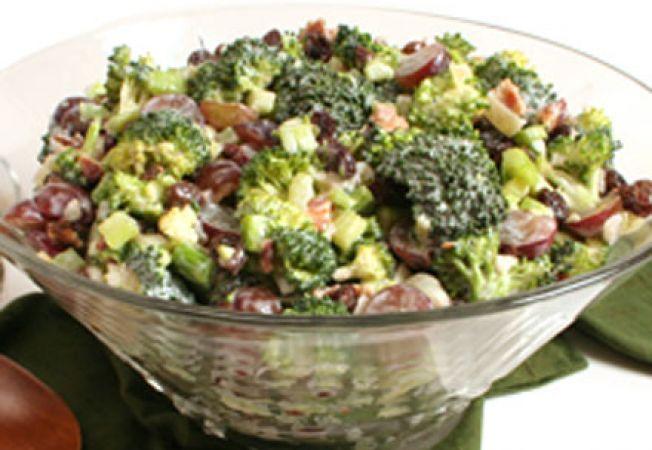 salata brocoli