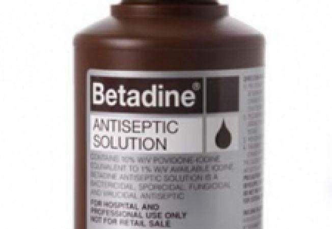 betadina