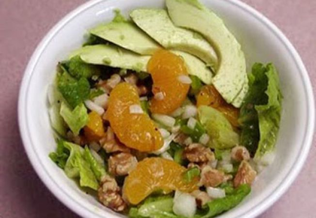 salata mandarine