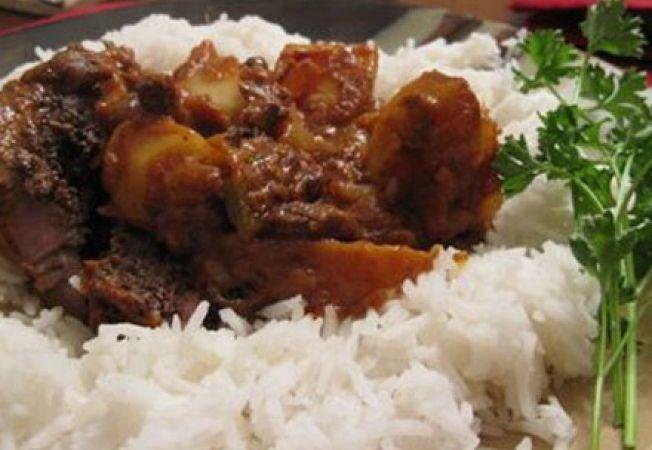 curry miel