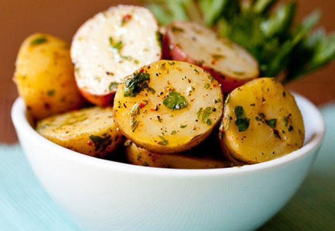 cartofi noi aromatici