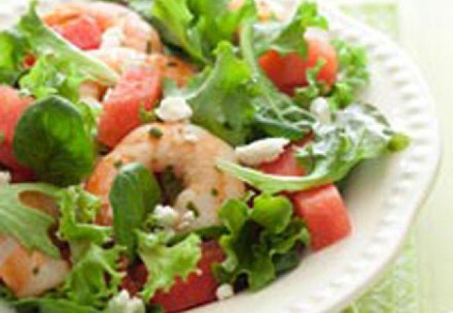 salata creveti