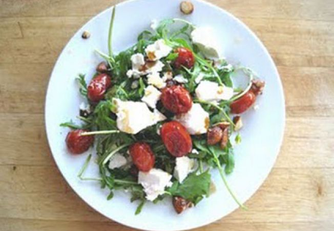 salata rosii uscate