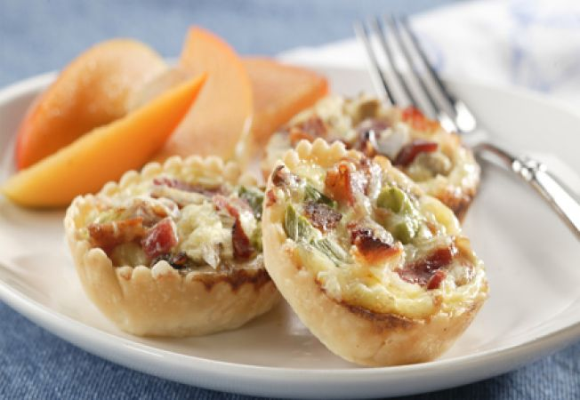 quiche bacon