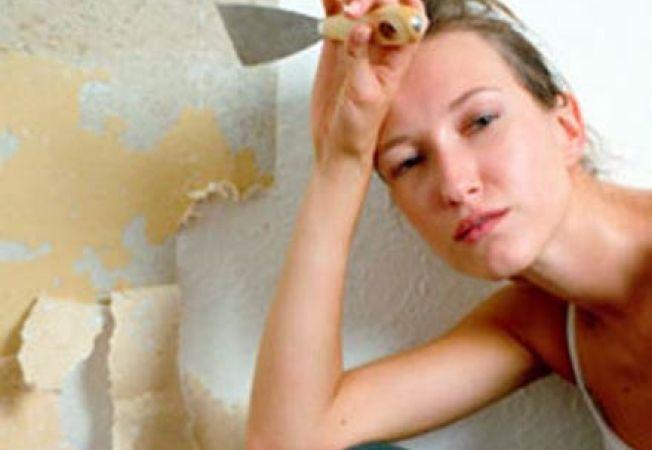 Cum cureti peretii exteriori de vopsea