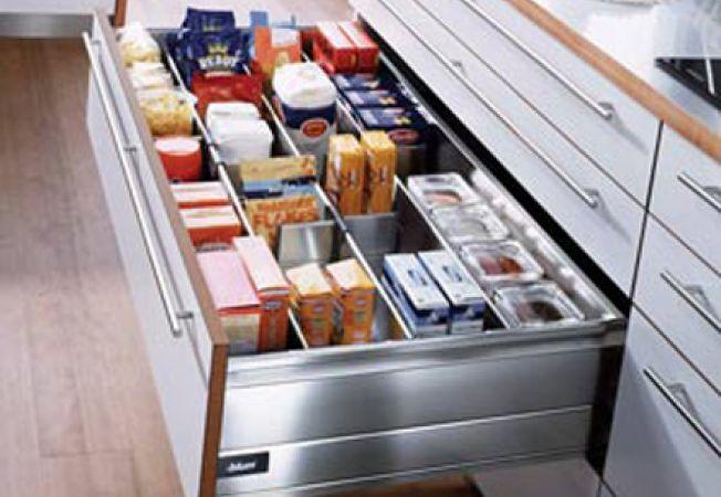 Cum alegi sertarele pentru o organizare eficienta
