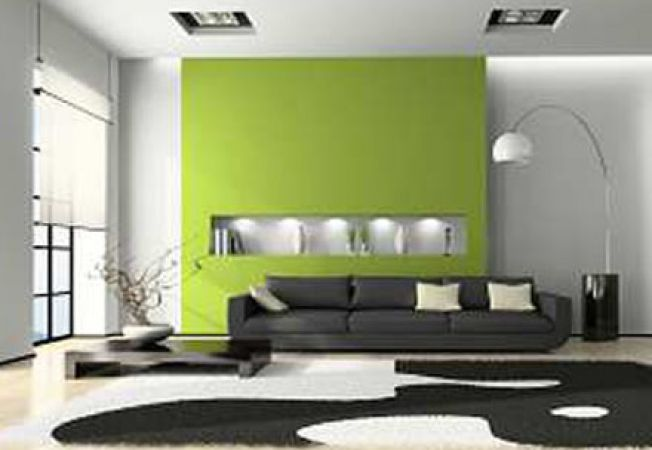 Cum sa folosesti pete de culoare intr-un interior modern