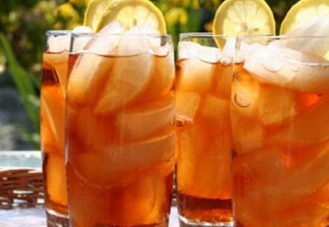 Ice tea de mere
