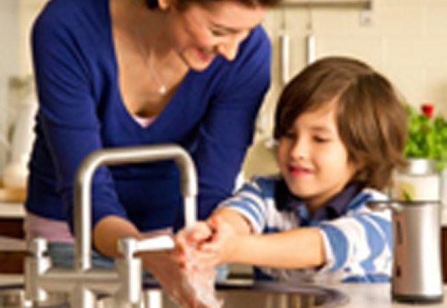 Reguli de igiena pentru mancare, in bucataria ta