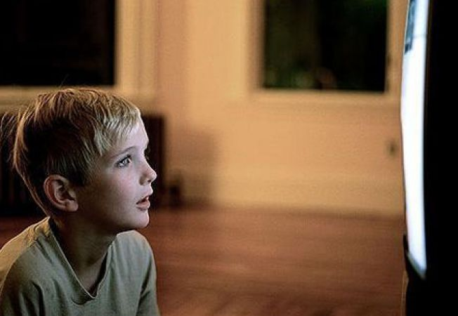 Copiii si violenta de la televizor
