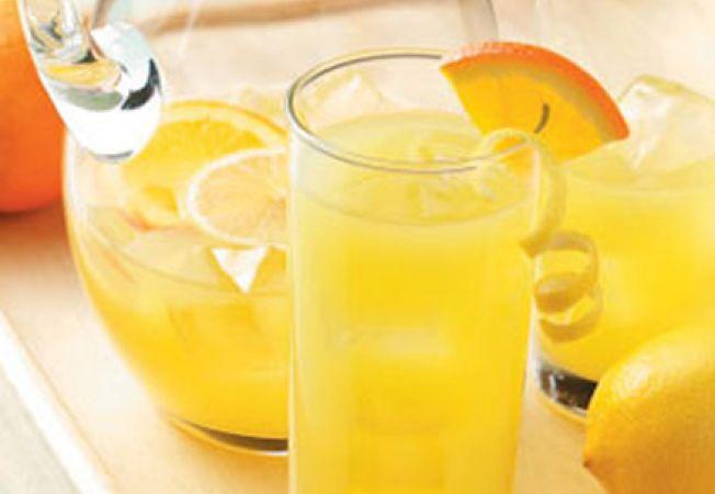 Limonada cu portocale si lamai