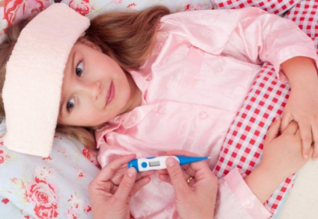 Problemele digestive la copii