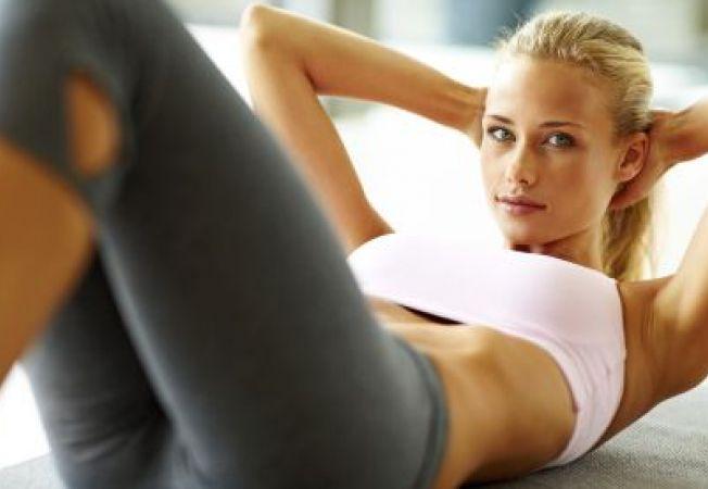 Exercitii pentru modelarea abdomenului