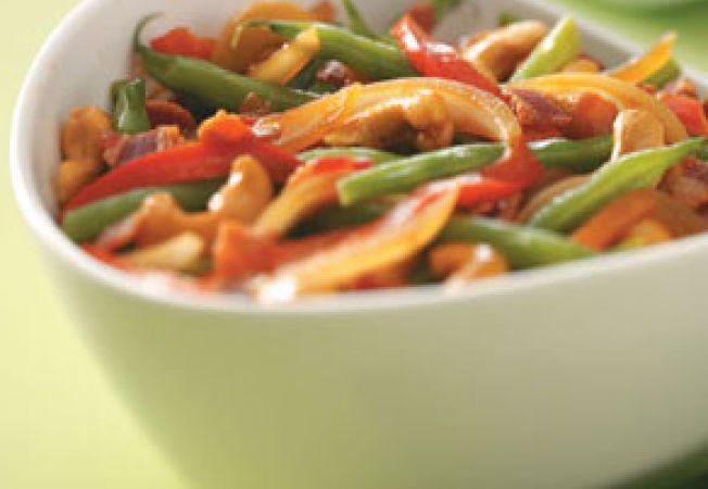 Salata de pastai verzi