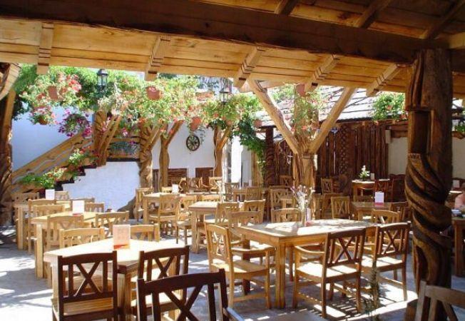 Restaurante cu terasa in Bucuresti