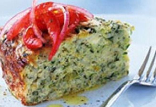 Omleta greceasca la cuptor