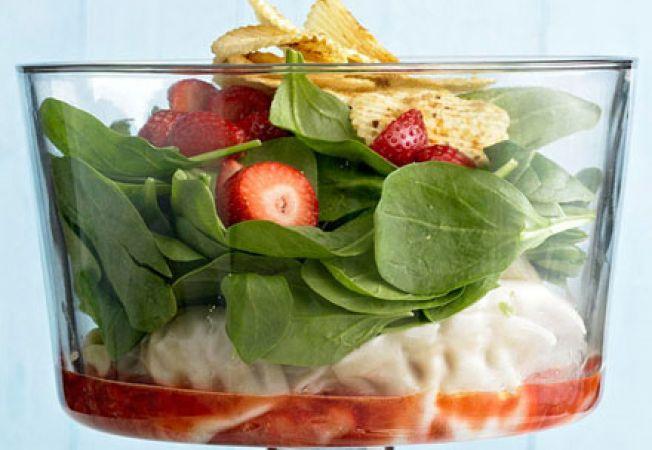 Cum sa faci cea mai buna salata de vara