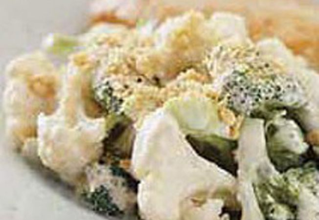 Retete pentru copii: salata asortata