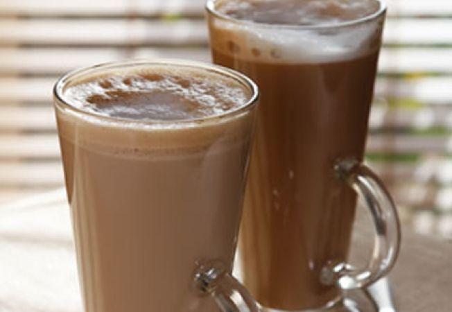 Nutty Mocha Latte, bautura cu ciocolata si alune