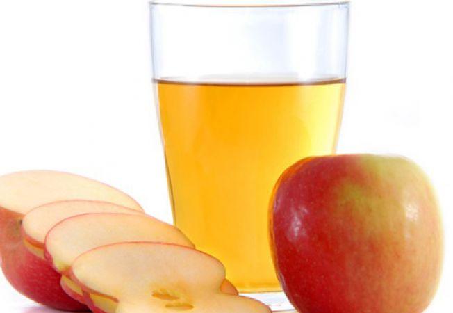 Suc de mere si lamaie