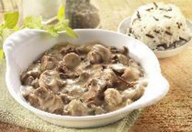 Reteta vegetariana: mancare de ciuperci cu parmezan